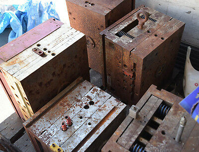 BEST OFFER!          Used Plastic Injection Molding molds DME