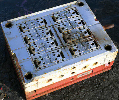 BEST OFFER!   Plastic Injection Mold - used - Steel -