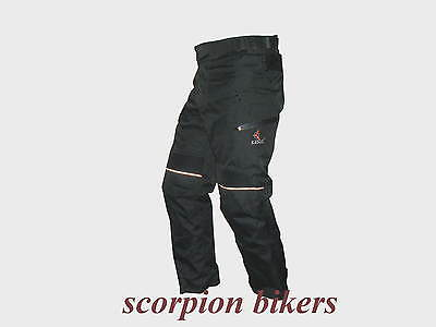 Motorcycle Motorbike Cordura Trouser Pants all sizes and inside leg available S3