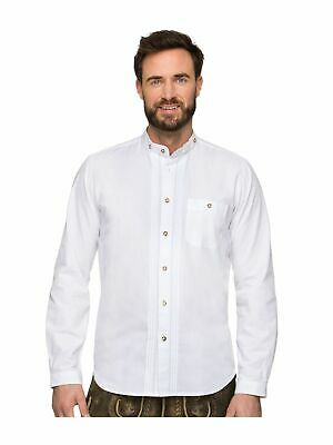 Stockerpoint Shirt Leon White