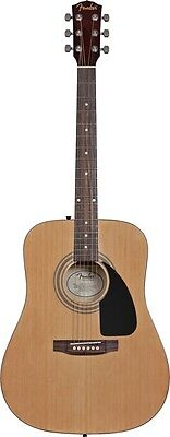 Fender FA-100 Dreadnought Acoustic Guitar with bag