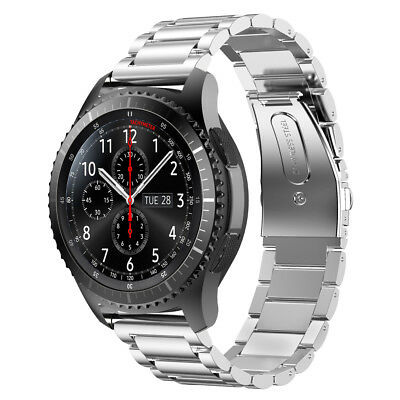 Stainless Steel Watch Bracelet Band for Samsung Gear S3 Frontier Classic TH948