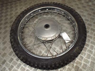 Honda CL350 CL 350 1970-On Front Wheel 19""