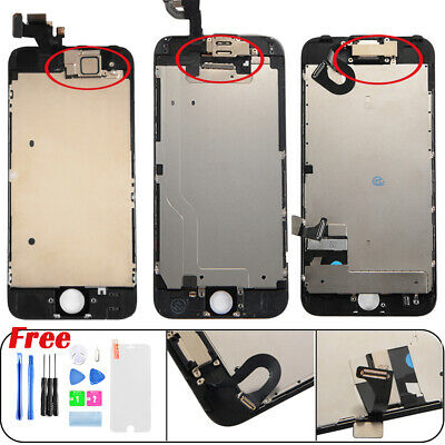 Touch Screen Frame Vetro Lcd Display Retina Completo Schermo Per iPhone 5 6 7