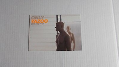 Yazoo Postcard Only You Best Of