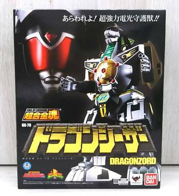 GX-78  2018 Bandai Soul of Chogokin Power Rangers Dragonzord from Japan