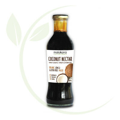 Matakana Superfoods Organic Coconut Nectar 500ml