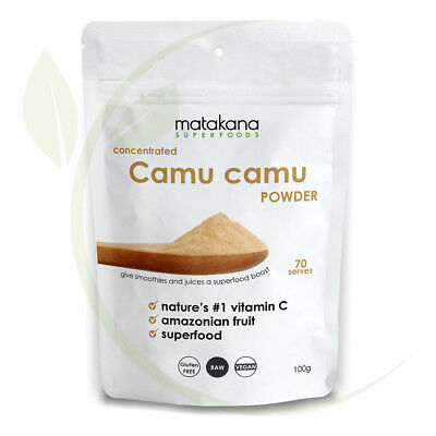 Matakana Superfoods Camu Camu Powder 100g
