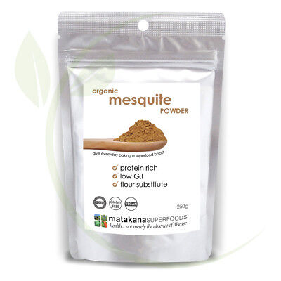 Matakana Superfoods Mesquite Powder - 250g