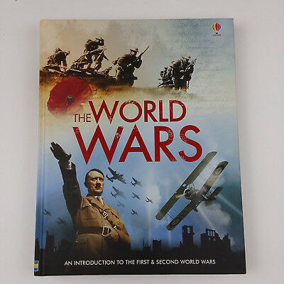 The World Wars: Brand New Usborne Book, Ages 10+ Combine Volume