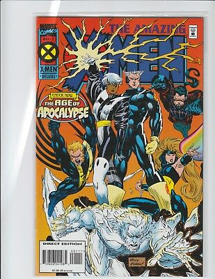 The Amazing X-Men Deluxe #1 2 3 4 Age of Apocalypse  Marvel Comics NM/MINT