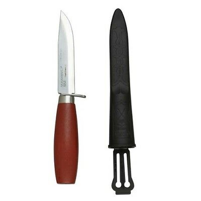 Morakniv 612 Knives Fixed Blade Knife Carbon Steel Morakniv Classic + Sheath