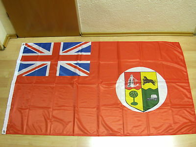Fahnen Flagge Südafrika Red Ensign of South Africa 1910-1912 - 90 x 150 cm