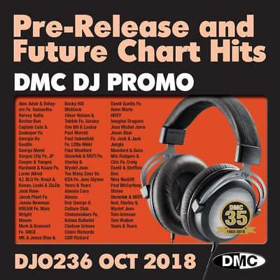 DJ Only 236 Promo Double Chart Music CDs Ft. Mumford & Sons 'Guiding Light'