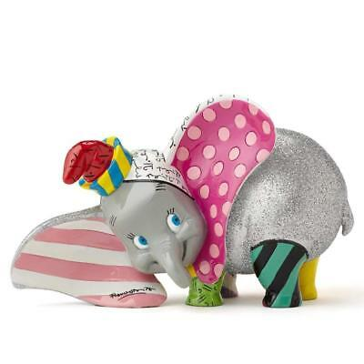 Disney By Britto 4050482 Figurine Dumbo Multicolore 9 cm