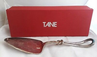 Huge Tane Orfebres Sterling Silver French-Inspired Pie Server W/ Original Box