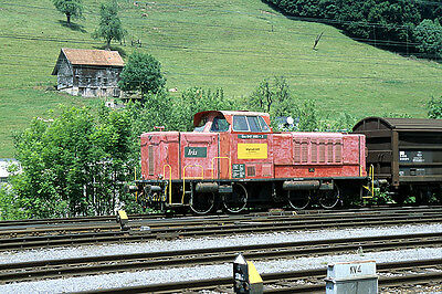 Originaldia: Vanoli 847 960 MAK Lok Typ V65 am 07.06.2012 in Herisau #1