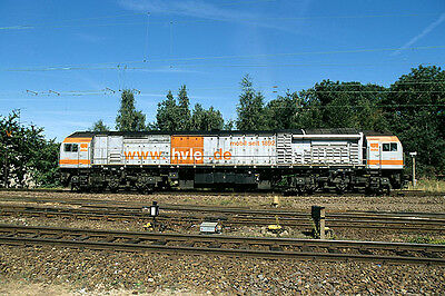 Originaldia: hvle V330.1 Tiger am 31.08.2008 in Blankenburg #36