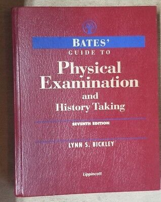 Bates Guide To Physical Examination and History Taking-Seventh Edition