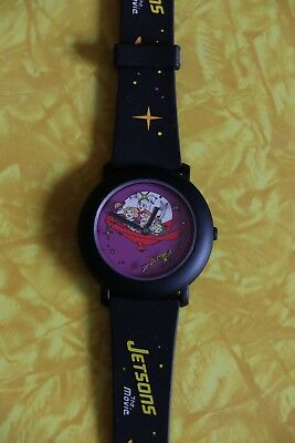Vintage 1990 Jetsons the Movie promotional wristwatch