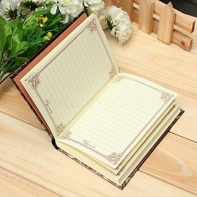 Hard Cover Notebook Journal Diary Book Office Notepad Student Drawing Memo Paper
