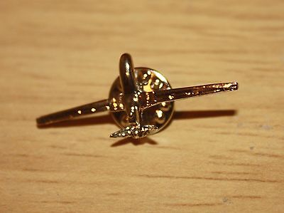 NEW GLOBAL HAWK Pin Tie Tack RQ4 Northrop Grumman US Air Force Jewelry
