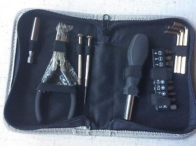 Sysco Tool Set With Small Zipper Pouch/kit - Tools