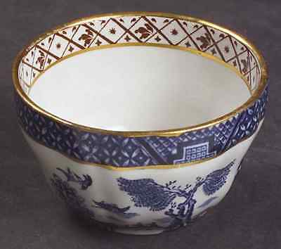 Booths REAL OLD WILLOW BLUE Mini Sugar Bowl 38727