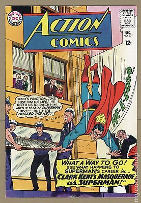 Action Comics (DC) #331 1965 GD/VG 3.0