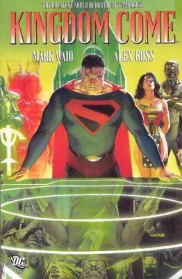 Kingdom Come {New Edition} by Alex Ross 9781401220341 (Paperback, 2008)