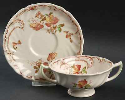 Royal Doulton CHILTERN Cream Soup & Saucer 2231113
