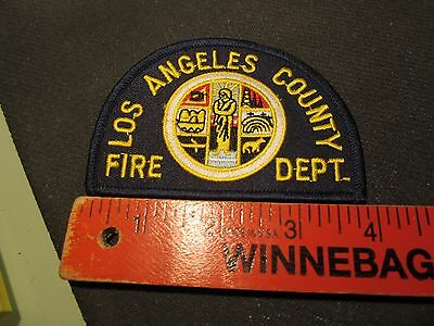 Los Angeles County Fire Dept. Patch
