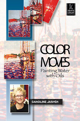 Color Moves: Painting Water with Oil with Caroline Jasper - Art Education DVD