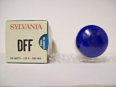 DFF Projector Projection Lamp Bulb 150W 120V  Sylvania *AVG. 500-HOUR LAMP*