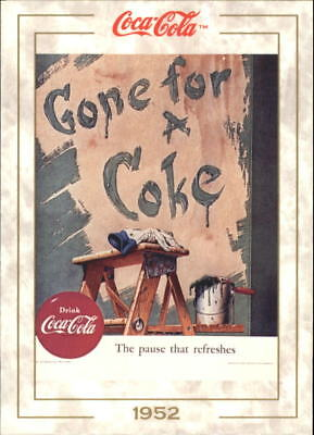 1993 Coca-Cola #61 The Pause That Refreshes