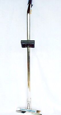 "CARPET WAND - 14"" Wide Head, Stainless Steel - 4-Jet, 1.5"" Tube"