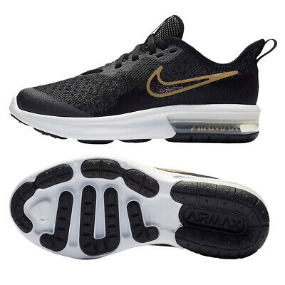 NIKE AIR MAX Sequent 4 Shield Kinder Sneaker