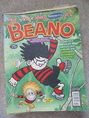 The Beano Comic - Number 3278 - 14 May 2005