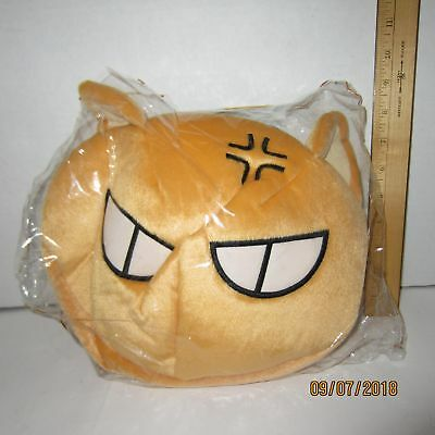 New Kyo Face Fruits Basket Plush Backpack 2001 Official Funimation Bag