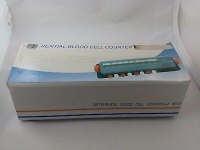 Unico Differential Blood Cell Counter 8 Keys