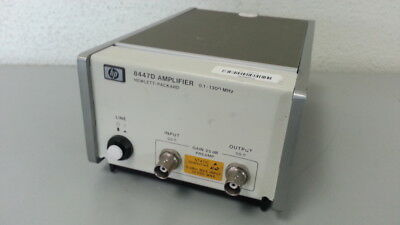 Keysight,Agilent,HP 8447D RF Amplifier, 100 kHz -1.3 GHz