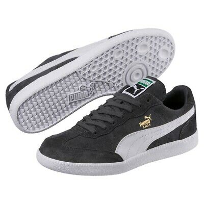 20c788599fd5 Puma Liga Suede 366623 Retro Unisex Sneakers Shoes Ikoneiron Gate Grey