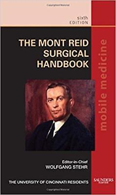 [PDF] The Mont Reid Surgical Handbook Mobile Medicine Series 6th Edition by The