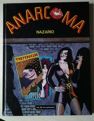 ANARCOMA, Nazario,1983, Z 1