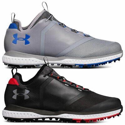 Under Armour Mens Tempo Sport 2 Waterproof Bootie Fit Golf Shoes 42% OFF RRP