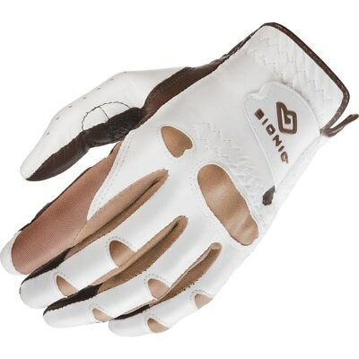 NEW Bionic StableGrip Natural Fit Lady Leather Golf Glove -Pick Dexterity & Size