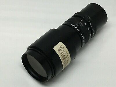 Scienscope CC-97-LN1 Machine Vision TV Zoom Macro Lens Navitar 7000, 18-108mm