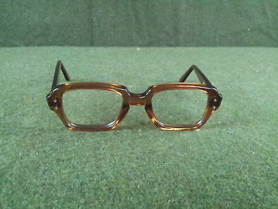 Military Issue BCG Birth Control Glasses Frames USGI S9 NOS Many Sizes