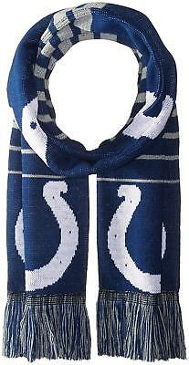 Indianapolis Colts NFL Licensed Scarf by Forever Collectibles New Tags 485fc47b4