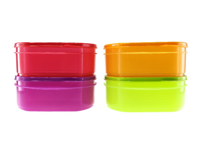 Tupperware 8x My Foodie Buddy Food Container Lunch On The Go + Inner Container